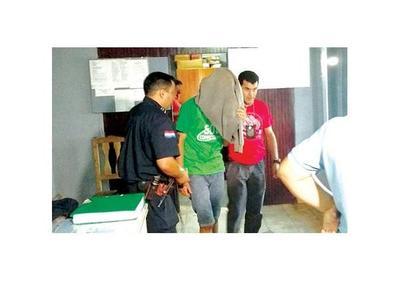Caaguazú: Autoridades hallan a joven y afirman que se trató  de un autosecuestro