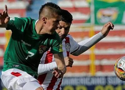 Otra dura derrota de Paraguay, ésta vez en La Paz
