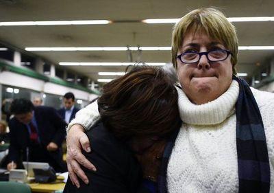 La delegación uruguaya, ''defraudada'' por fallo en Roma sobre Plan Cóndor