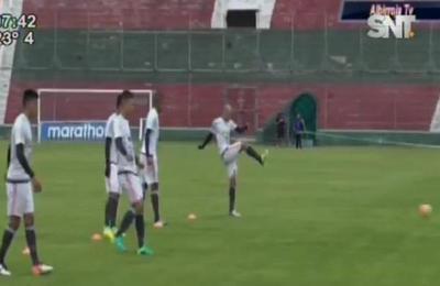 Hoy debuta la selección sub 20 en el Juventudes de América