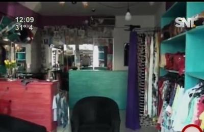 Millonario robo se registró en local comercial de Encarnación