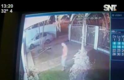 Sujeto que ingresó a robar a una vivienda fue detenido por el dueño de ésta