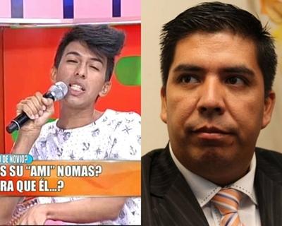 """Toñito el atajacarteras sobre el Diputado Portillo: """"Besa muy bien"""""""