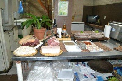 Preparan 400 kilos de chorizo sanjuanino para festival