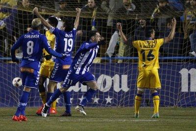 El Alavés de Romero se acerca a semifinales