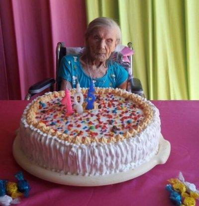 El milagro y la bendición de vivir 105 años