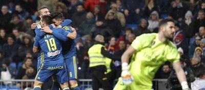 Celta de Vigo empuja al Real Madrid de la racha al bache