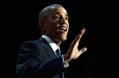 Obama denunciará lo que considere injusto durante presidencia de Trump