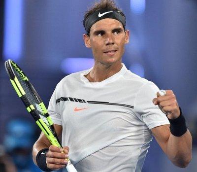 Nadal gana y se cita con Zverev, el futuro