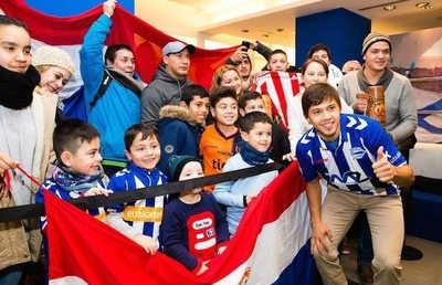 Óscar Romero sintió el calor de los paraguayos