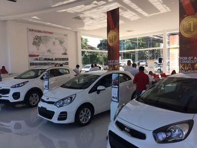 Garden Automotores inauguró nueva sucursal en Asunción