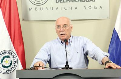 Canciller espera avance en relación bilateral con EE.UU