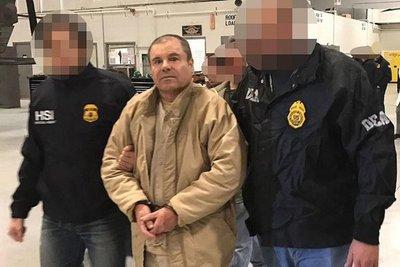 Si El Chapo es condenado en EE.UU. sería enviado a prisión de máxima seguridad