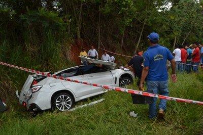 Pieza clave de caso Tanya Villalba fallece en accidente
