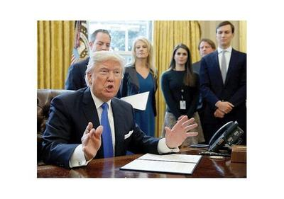 Trump 2020: Mantén la grandeza de EEUU