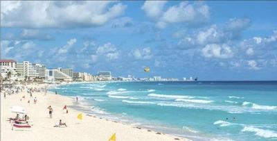 Cancún es el sitio más visitado por turistas paraguayos