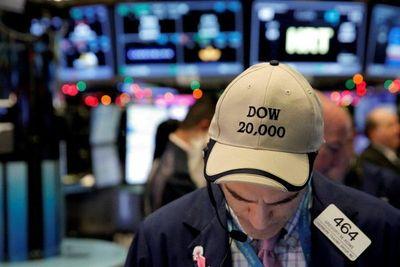 Dow  Jones rebasa las 20.000 unidades por primera vez