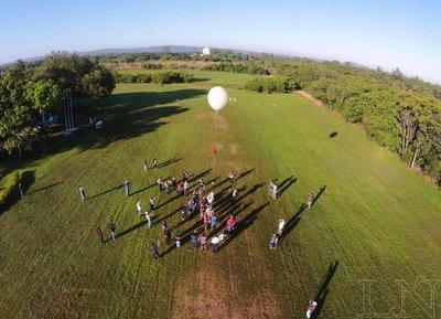 Paraguay ya tiene su sonda espacial en los cielos