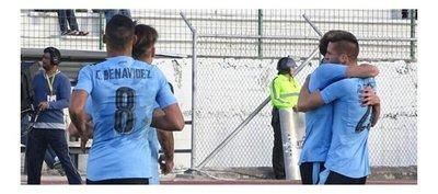 Uruguay avanza al hexagonal y deja fuera a Bolivia