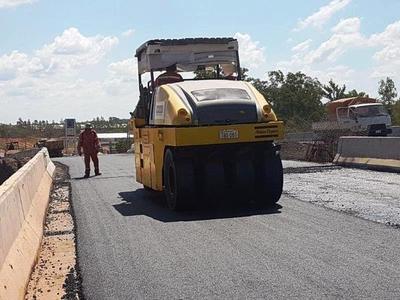En febrero concluiría ampliación de la ruta 3