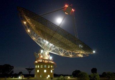 Antenas de todo el mundo a la caza de los misteriosos estallidos de radio