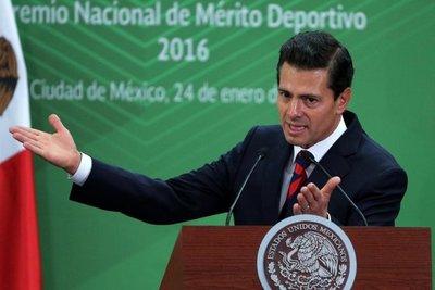 Peña Nieto agradece apoyo ante EEUU y afirma que México está listo para retos