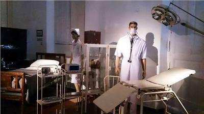Museo del Hospital de Clínicas podría ser declarado Patrimonio Nacional