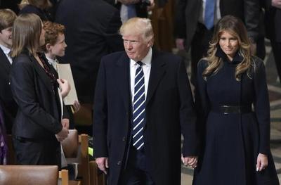Melania Trump, la primera dama invisible