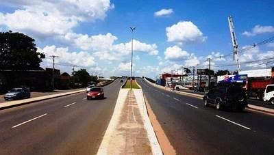 Mañana habilitan 2 viaductos más en la Ruta M. Roque Alonso-Limpio