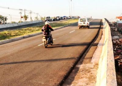MOPC habilita viaductos en el tramo M.R. Alonso