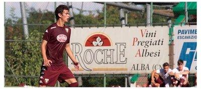Salió de la C para defender al Torino de la Serie A italiana