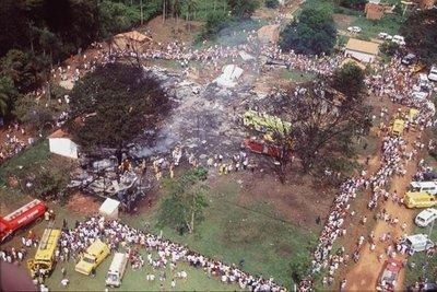 A 21 años de la broma que provocó la peor tragedia aérea del Paraguay