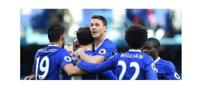 Alonso, Hazard y Fàbregas acercan al título al Chelsea