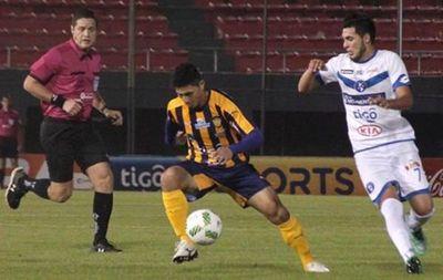 Gral. Díaz recibe a su vecino Sportivo Luqueño