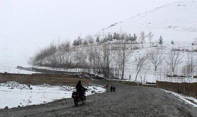 Aumentan a 108 los muertos por temporal en Afganistán