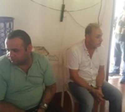Detienen a dos turcos que pretendían traficar cocaína líquida