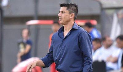 """Gustavo Florentín: """"Este es el camino para ganar"""""""