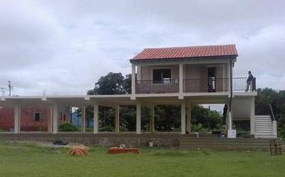 Se inaugurará una escuela sobre pilotes en Alto Paraguay