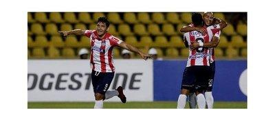 El Búfalo conduce al Junior a la tercera fase de la Copa