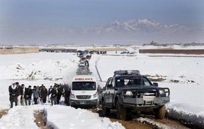 Seis empleados del Comité Internacional de la Cruz Roja muertos en Afganistán