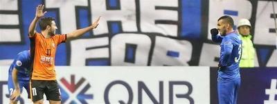 Equipo australiano se burló de Tevez por la eliminación en la pre-Champions