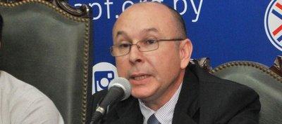 Continuará: Amelio Andino cuenta con respaldo total de Harrison