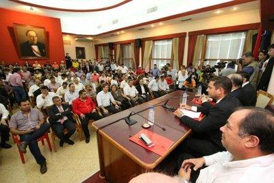 Plan contra Cartes: ANR pide justicia a las autoridades