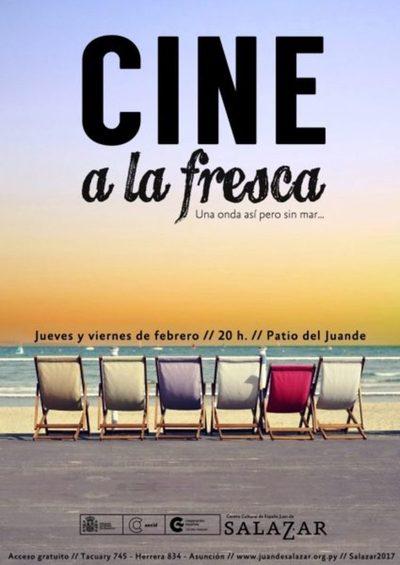 Cultural Juan de Salazar invita a sus noches de cortometrajes