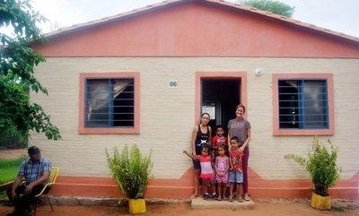 Familias de Itapuamí ya cuentan con viviendas