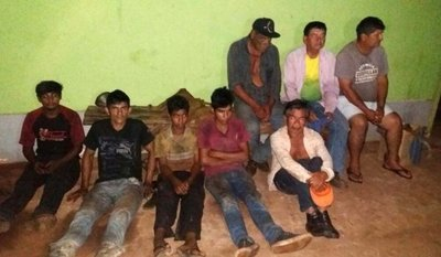 Tras ser acorralados, secuestradores liberan a ganadero en Lorito Picada