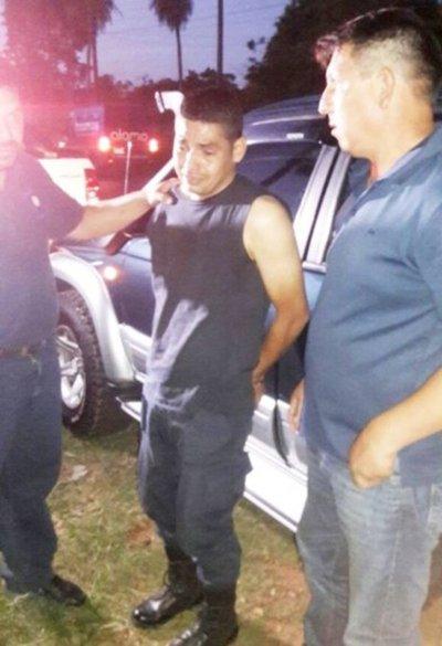 Policía confiesa finalmente que asesinó a su expareja