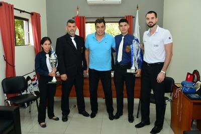 Paraguay estará presente en el mundial de karate