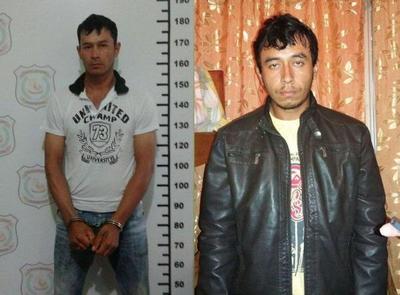 Detienen a presuntos secuestradores de joven ganadero
