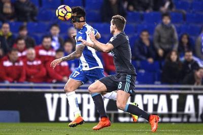 Pérez anotó para Espanyol